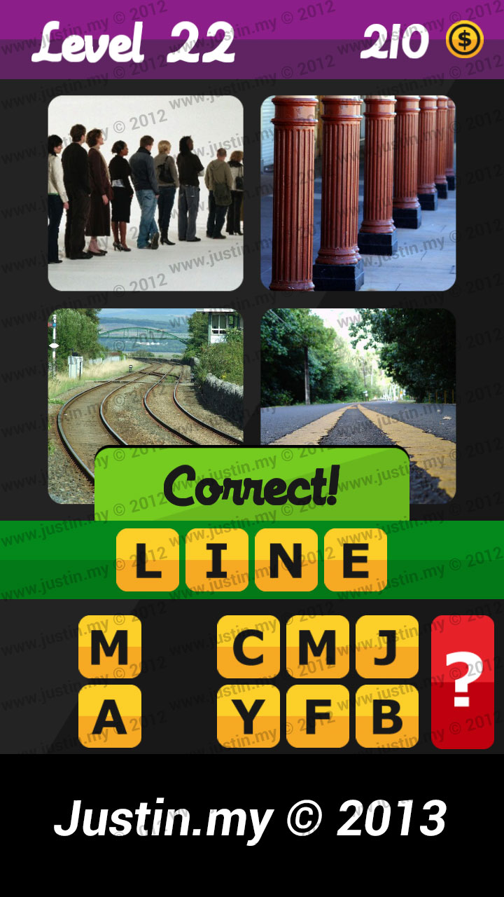What's the Word Answers Level 22