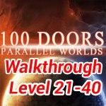 100 Doors Parallel Worlds Stage 2 Walkthrough