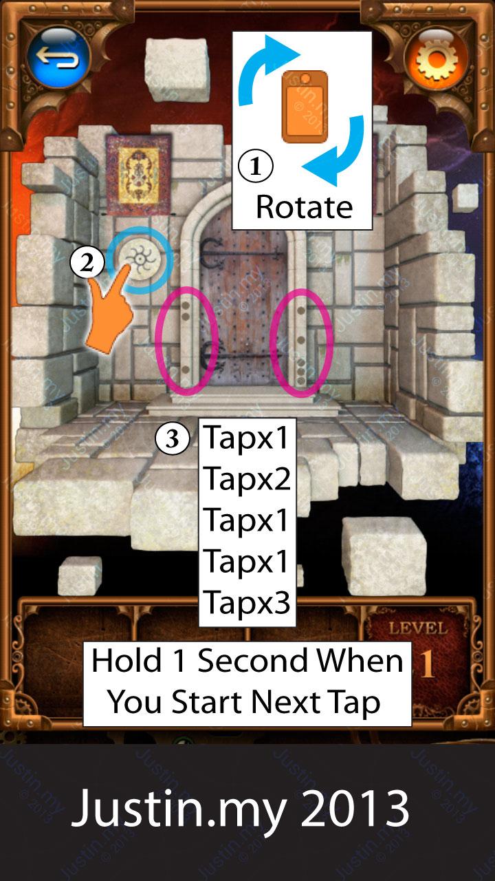 100 Doors Parallel Stage 2 Level 21