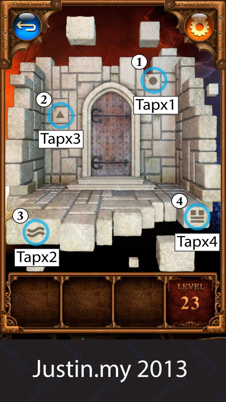 100 Doors Parallel Stage 2 Level 23