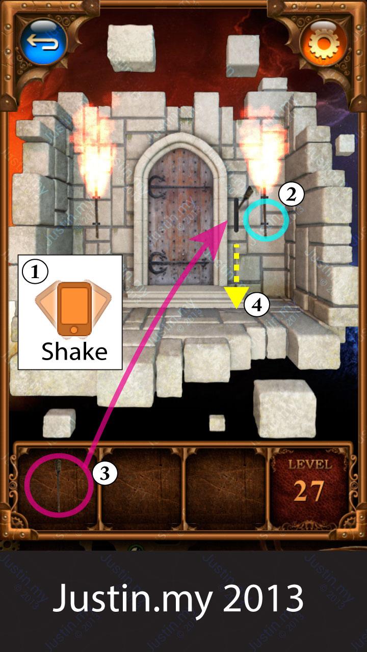 100 Doors Parallel Stage 2 Level 27