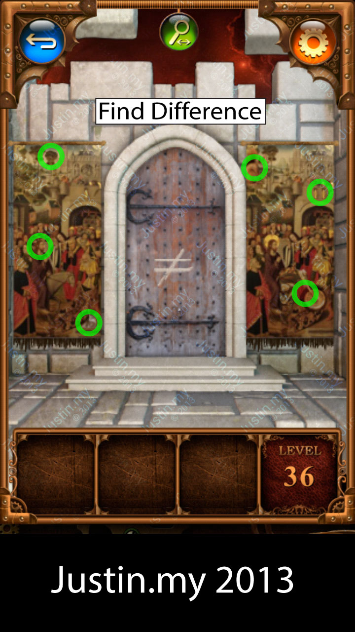 100 Doors Parallel Stage 2 Level 36