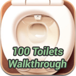 100 Toilets Walkthrough for iPhone, iPad, Android