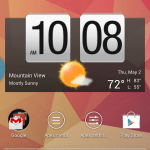 Home screen replacement for Android : Apex Launcher