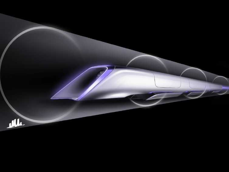 Elon Musks Hyperloop High Speed Inter City Transportation 01