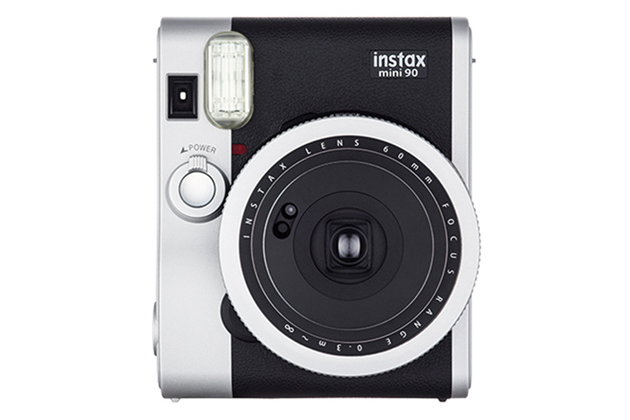 Fujifilm's New Instax Mini 90 Neoclassic Camera