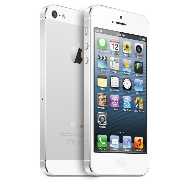 Good Bye iPhone 5