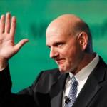 Microsoft CEO Steve Ballmer call it quits