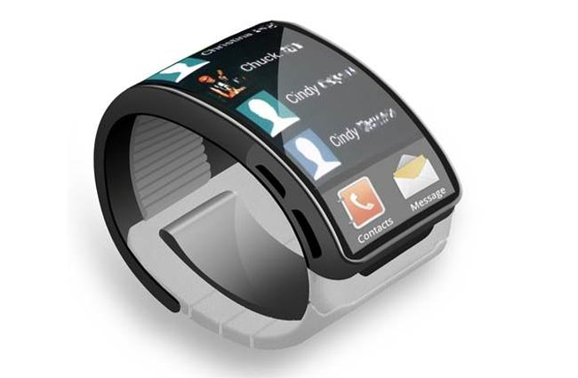 Samsung Galaxy Gear for Unpacked Event on September 4