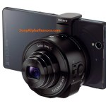Sony Lens Camera DSC-QX10 and DSC-QX100 Manual Image Leaked