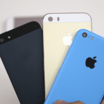 Gold iPhone 5S and low-cost iPhone 5C compared in video leak