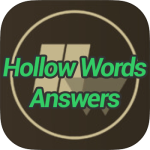 Hollow Words Answers for iPhone, iPad, iPod