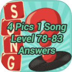 4 Pics 1 Song Level 78,79,80,81,82,83 Answers Updated