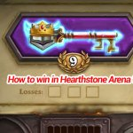 How to win in Hearthstone Arena ?
