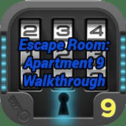 Escape Room Apartment 9 Walkthrough v2