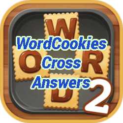 WordCookies Cross Answers