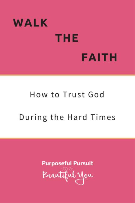 walk the faith