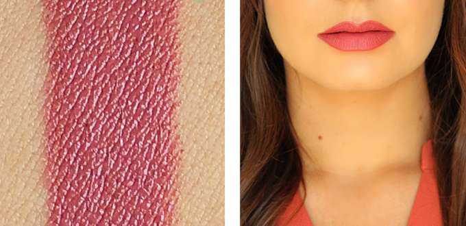 Bite Beauty High Pigment Lip Crayon in Rhubarb Photos, Review, Swatches