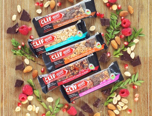 Clif Organic Trail Mix Bar Review // JustineCelina.com