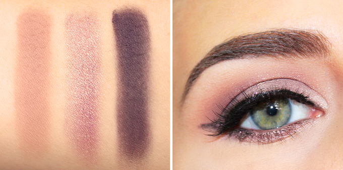 Laura Mercier Eye Art Artist's Palette photos, review, swatches // JustineCelina.com