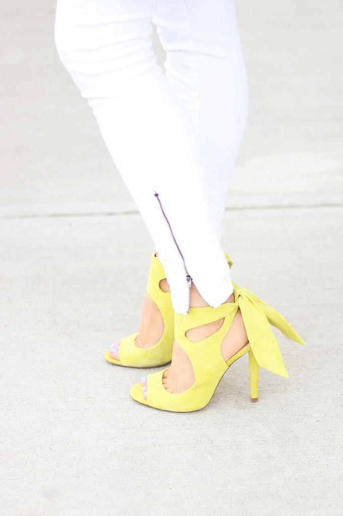 Spring Shoe Essentials // JustineCelina.com