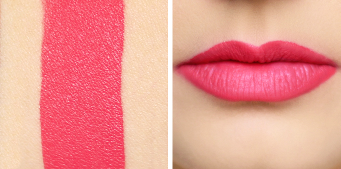 Colourpop Ultra Satin Lip in Naked Ladies Photos, Review, Swatches // JustineCelina.com
