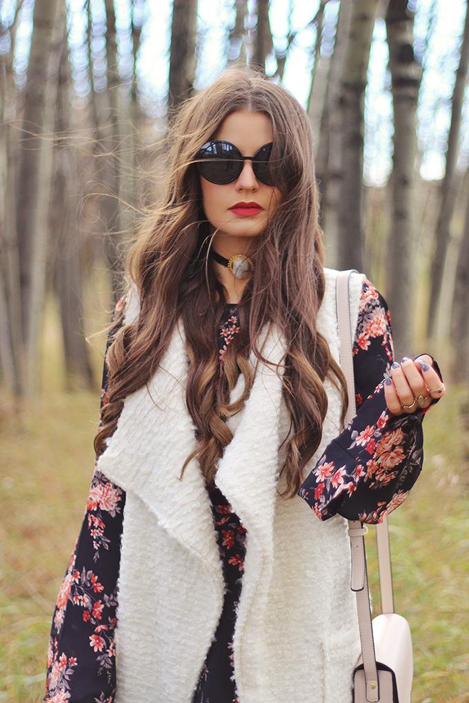 Autumn 2016 Trend Guide | New Romantic | Circular Shades // JustineCelina.com