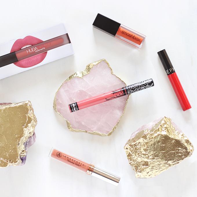 Luxury Products Worth the Splurge | Liquid Lipstick // JustineCelina.com