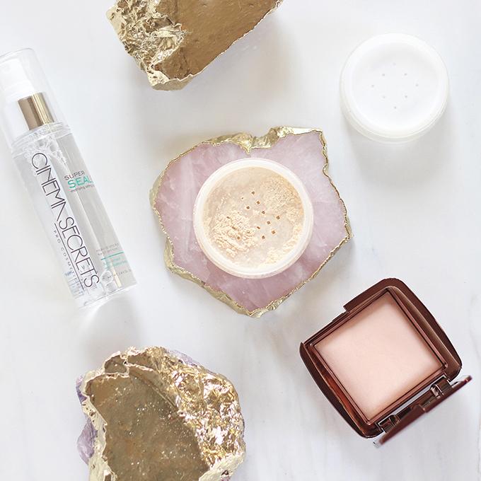 Luxury Products Worth the Splurge | Setting & Finishing // JustineCelina.com
