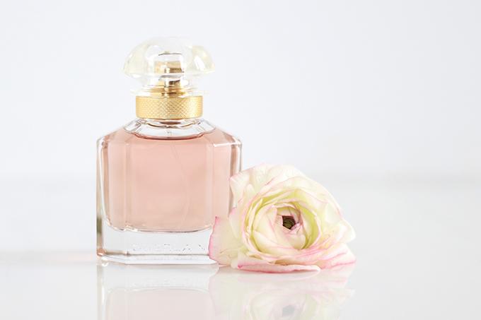 Mon Guerlain Eau de Parfum Photos, Review & Launch Event Canada // JustineCelina.com