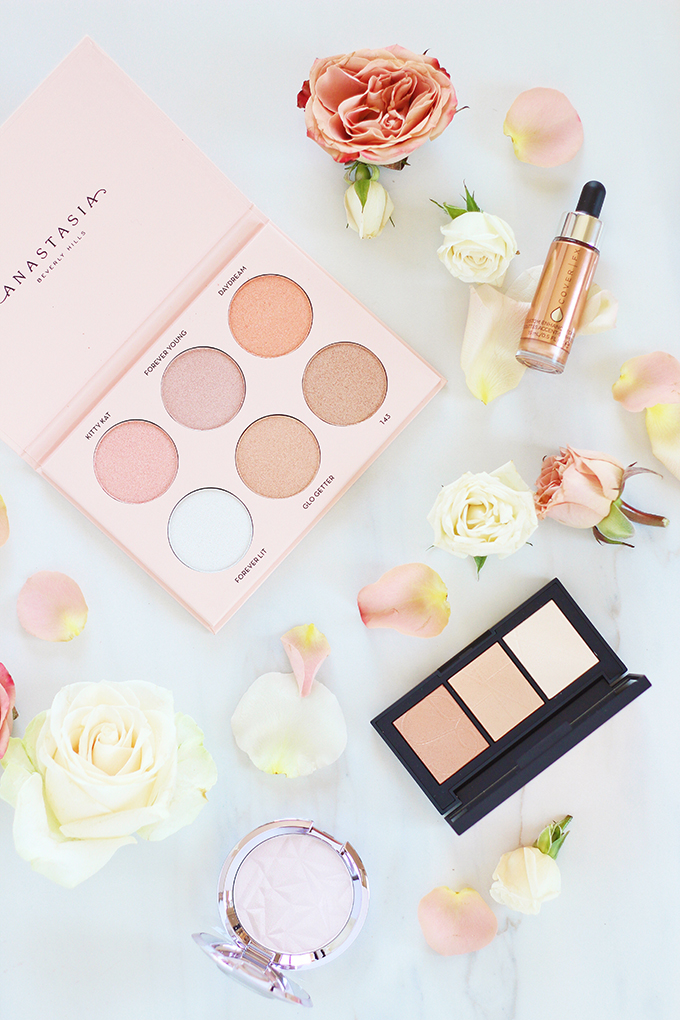 Spring 2017 Beauty Trend Guide | New Highlighter Launches // JustineCelina