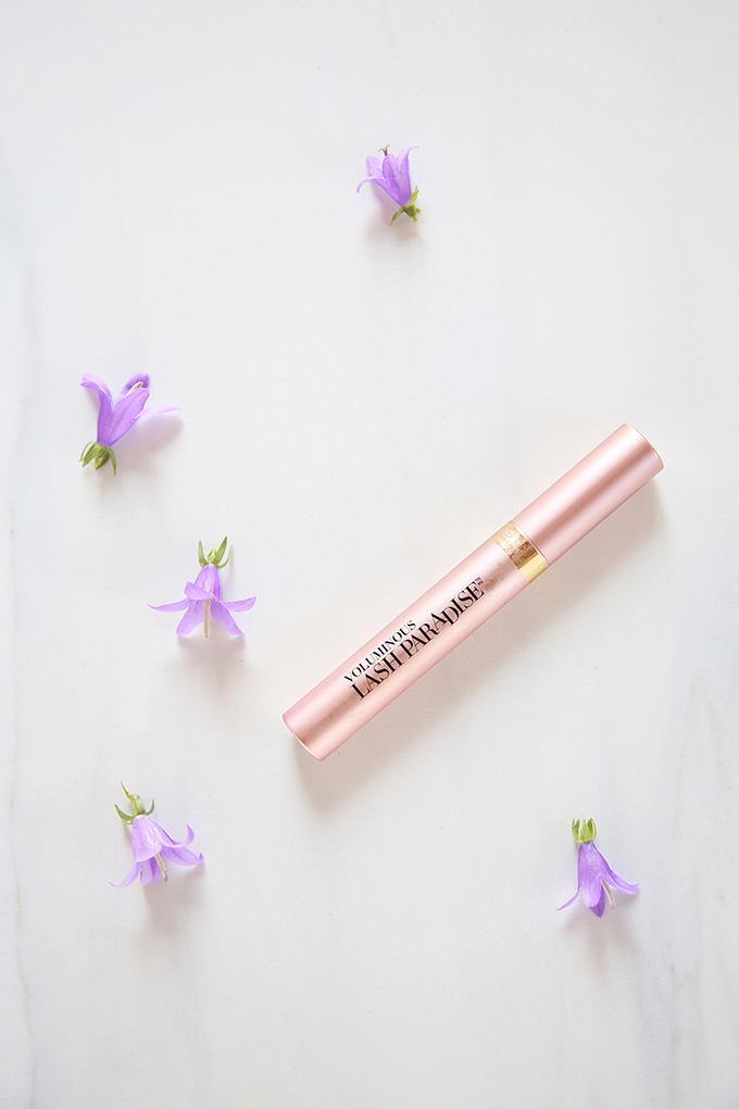 L'Oreal Voluminous Lash Paradise Mascara Photos, Review, Swatches // JustineCelina.com
