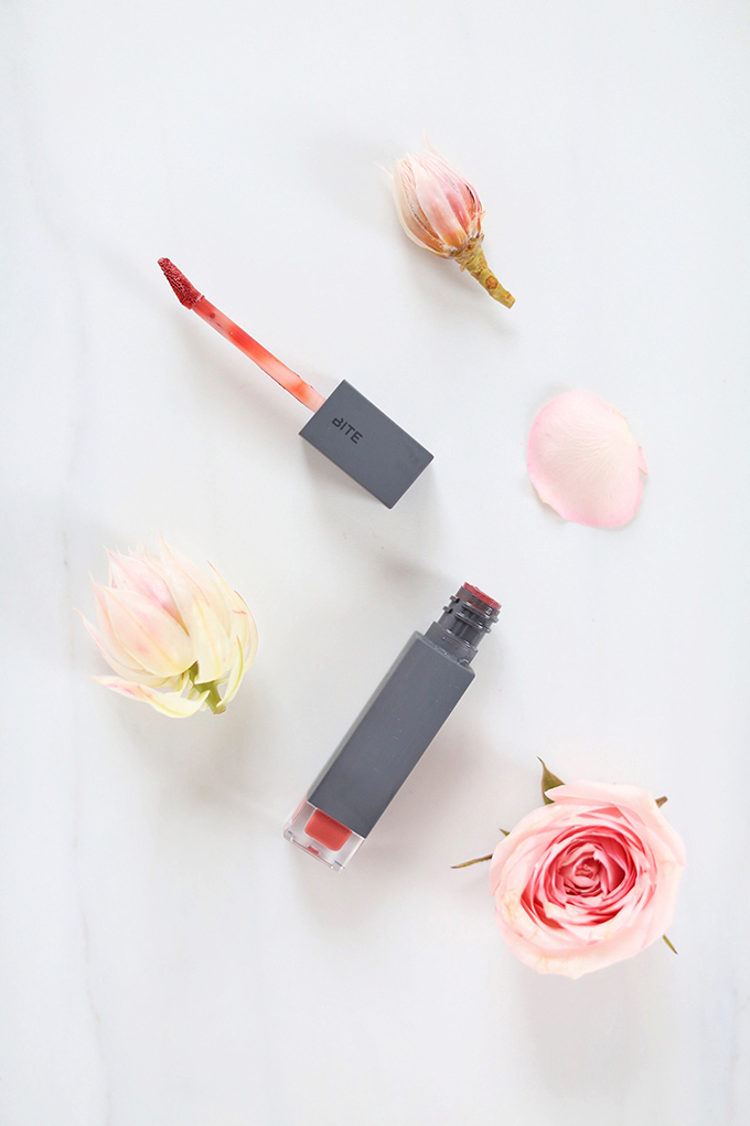 Bite Beauty Amuse Bouche Liquified Lipstick in Purée Photos, Review, Swatches | October 2017 Beauty Favourites // JustineCelina.com