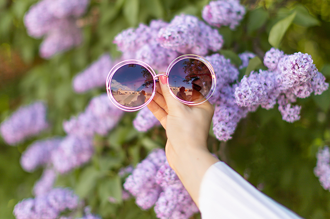 Spring 2018 Trend Guide | Lavender Love | Best Chloe Carlina Dupes | Calgary, Alberta Fashion Blogger // JustineCelina.com
