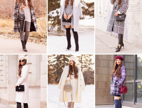 Autumn / Winter 2019 Lookbook: Winter Whites | Top Fall / Winter 2019 / 2020 Trends | Top Winter 2019 Trends and How to Wear Them | Fashion Over 30 | Monochromatic Winter Outfits | Festive Winter Holiday Outfits | Christmas Dinner Outfit | Canadian Winter Outfit Ideas | Winter Outfits for Cold Weather | Winter 2020 Lookbook | pantone 2020 color of the year | fashion trend forecast 2020 | 2020 fashion trends | Top Calgary Fashion & Lifestyle Blogger // JustineCelina.com