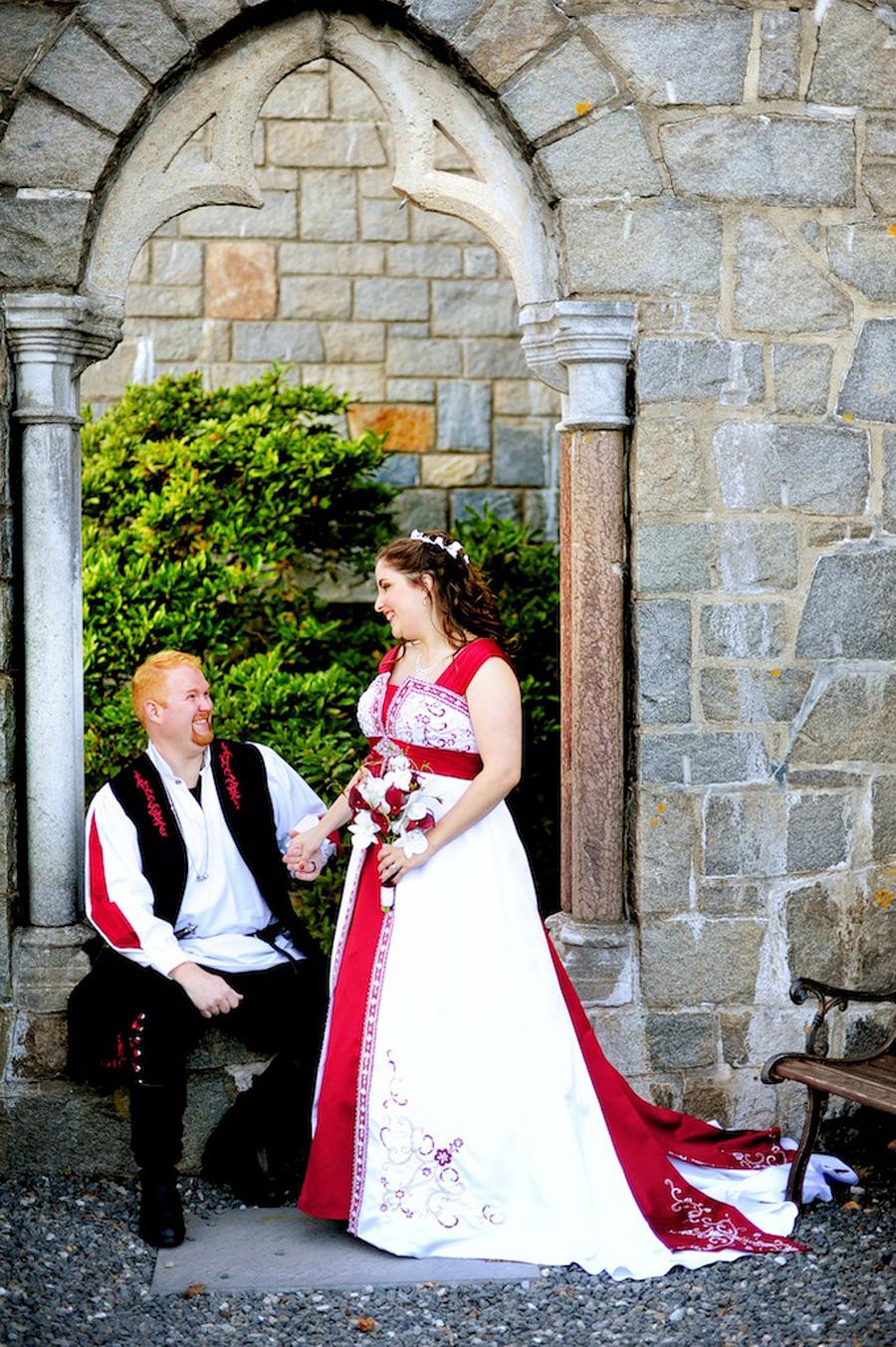 Rebecca Quinn Married 10 13 12 Hammond Castle
