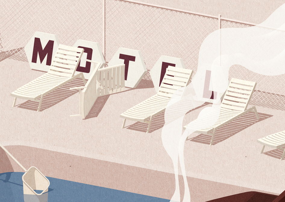editorial illustration by Justine Shirin