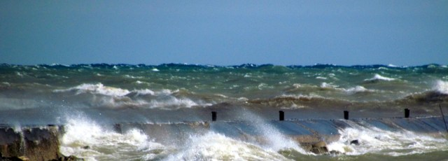 wind, water