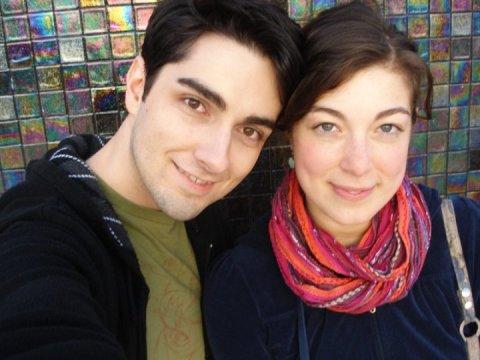 Justin & Jane in San Fran