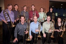 Trombone Choir at Philadelphia Orchestra 2012-2013 Season Announcement