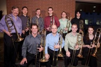 Trombone Choir at Philadelphia Orchestra 2012-2013 Season Announcement