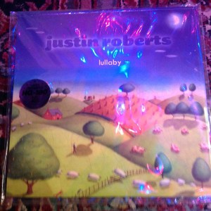 Lullaby Vinyl Record by musician Justin Roberts