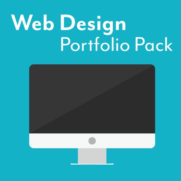 Web Design Portfolio Pack
