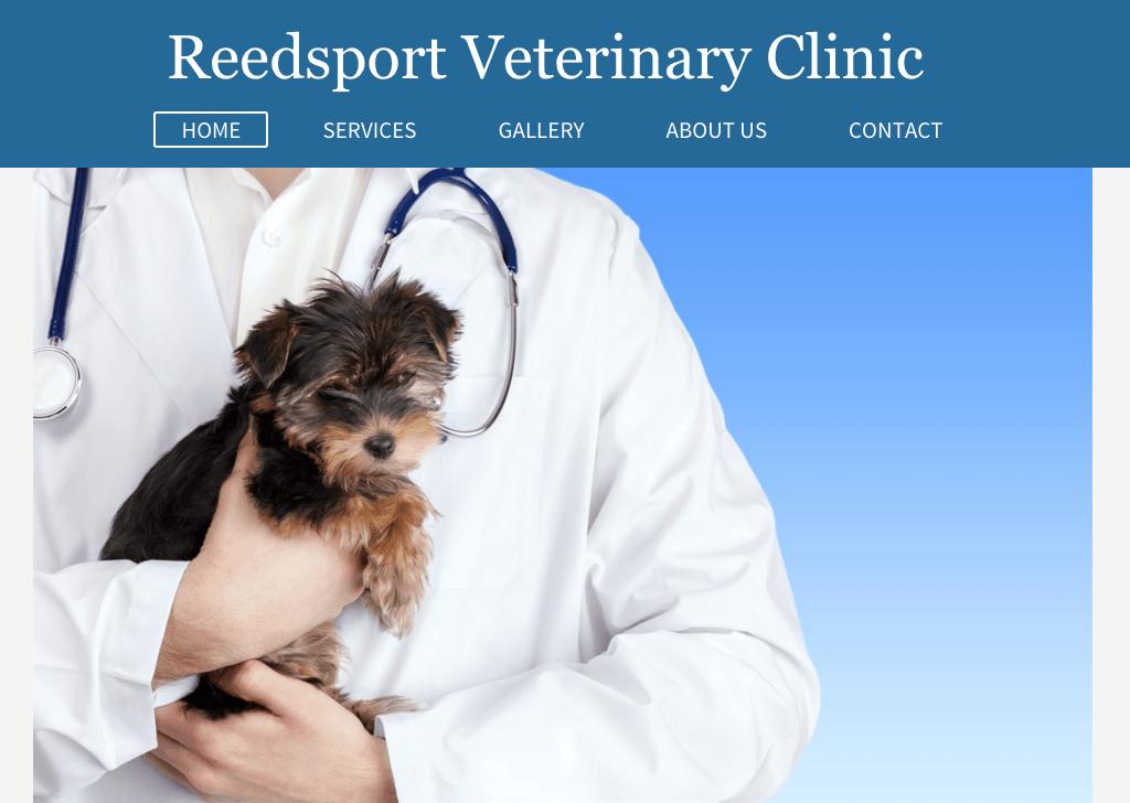Veterinary Clinic Demo