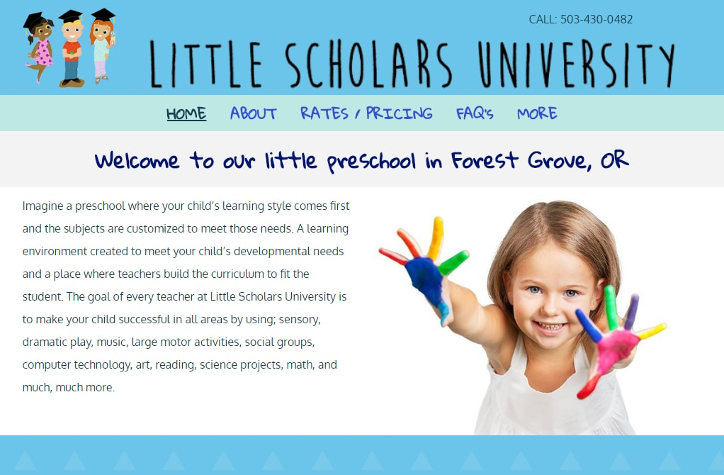 Little Scholars University
