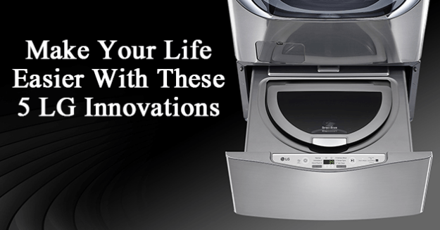 5 best lg appliance innovations | just-in time appliance