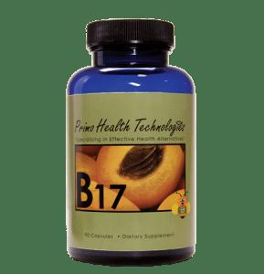 B 17 amigdalina