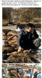 Fotografia cu groapa comună a Securității de la Timișoara folosită și în Liban: https://jcdurbant.wordpress.com/2006/07/31/guerre-du-liban-apres-le-petit-mohamed-jenine-la-plage-de-gaza-voici-le-timisoara-libanais/
