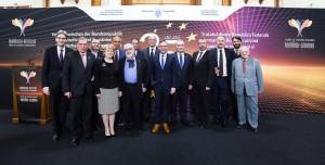 Aniversarea a 25 de ani de la semnarea Tratatului de prietenie Germania-România.