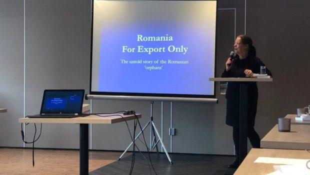 """""""În România m-am lovit de un lobby de adopție, pe care nu aș ezita să-l numesc mafiot."""" Între mafia […]"""